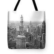 The Ny Financial District Tote Bag