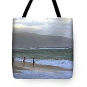 The Ocean Is Calling Me Tote Bag