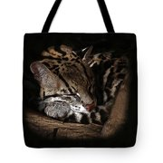 The Ocelot Tote Bag