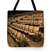 The Old Ballpark Tote Bag