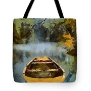 The Old Boat Tote Bag