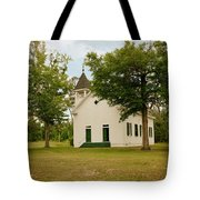 The Old Country Church Tote Bag
