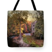 The Old Stone Mill Tote Bag
