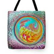 The Orb Art Tote Bag