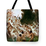 The Oreads Tote Bag