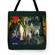 The Other Forest Tote Bag by Lisa Yount