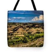 The Painted Hills Tote Bag