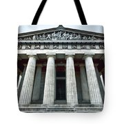 The Parthenon Tote Bag