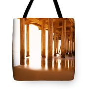 The Pier II Tote Bag
