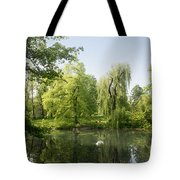 The Pool Central Park Tote Bag