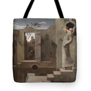 The Pool Of Bethesda Tote Bag