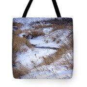 The River Runs Tote Bag
