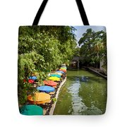The River Walk Tote Bag