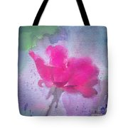 The Scent Of Roses Tote Bag