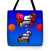 The Sky At Night Tote Bag