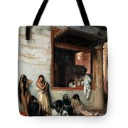 The Slave Market Tote Bag