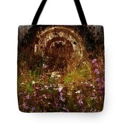 The Spare Wheel  Tote Bag