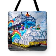 The Spirit Of Mardi Gras Tote Bag