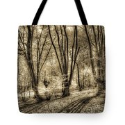 The Spring Forest Tote Bag