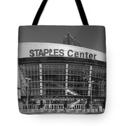 The Staples Center Tote Bag