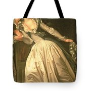 The Stolen Kiss Tote Bag