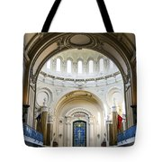 The United States Naval Academy Chapel Tote Bag