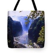 The Victoria Falls Tote Bag