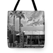 The View Palm Springs Tote Bag