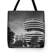 The Watergate Hotel - Washington D C Tote Bag
