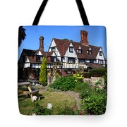 The Weavers Southborough Kent Tote Bag