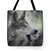 The Wolf 4 Tote Bag