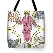The World Soul, 1487 Tote Bag
