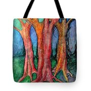 They Came To Me About Dawn  Tote Bag