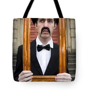 Thinking Outside The Rectangle Tote Bag