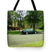 Third Unitarian Church Of Chicago Tote Bag