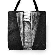 Through The Pane Tote Bag by Scott Wyatt