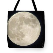 Thunder Moon Tote Bag