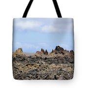 Timanfaya National Park Tote Bag