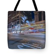 Time Square Tote Bag