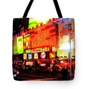 Times Square - New York Tote Bag