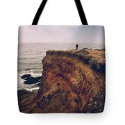 To The Ends Of The Earth Tote Bag