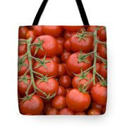 Tomato On The Vine Tote Bag