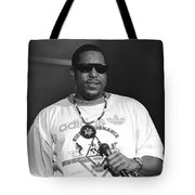 Rapper Tone Loc Tote Bag