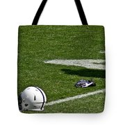 Tools Of The Game Tote Bag