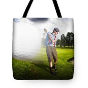 Top Flight Golf Tote Bag