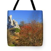 Torcal Natural Park Tote Bag