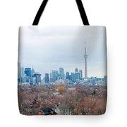 Toronto View Tote Bag