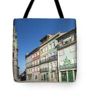 Torre Dos Clerigos Porto Portugal Tote Bag