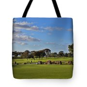 Torrey Pines Golf Course Tote Bag