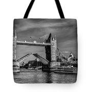 Tower Bridge Vintage Tote Bag